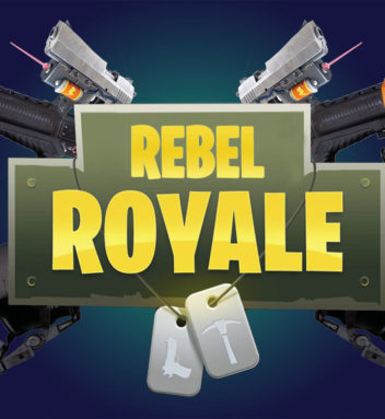 rebel royale lasergame
